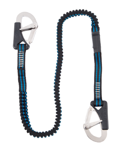 Seago Yachting New ISO Elasticated Double Safety Harness Line